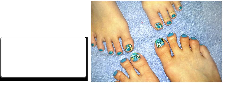 Newly designed nails